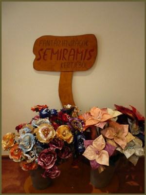 Semiramis virágai